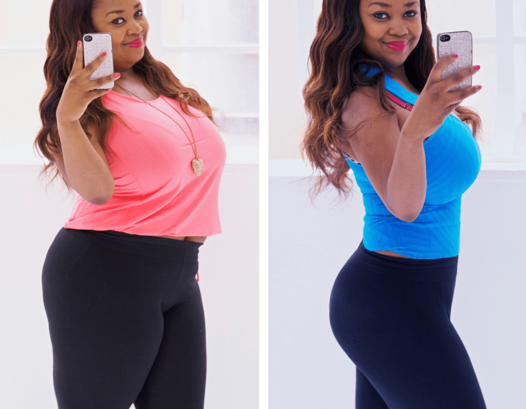 Before and After Weight Loss Success Story-min