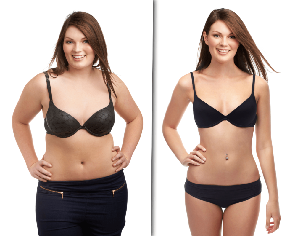 Before and After Weight Loss Testimonial-min
