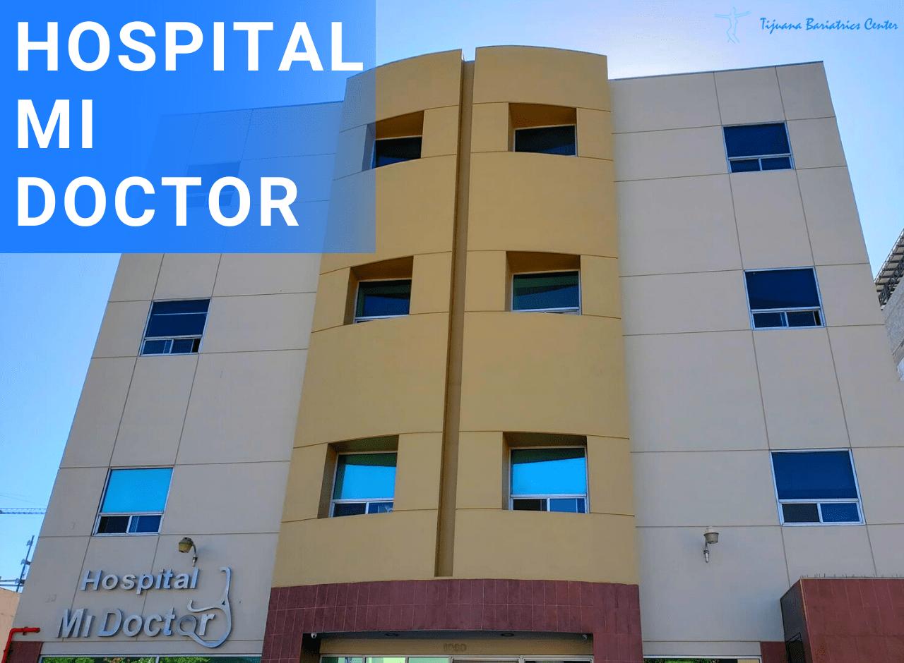 Hospital Mi Doctor - Tijuana Bariatrics Center-min