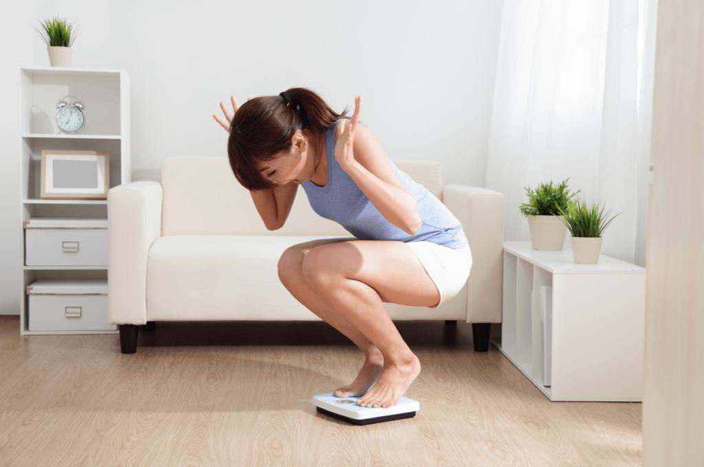 Weight Loss Surgery with Tijuana Bariatrics Center Scale - min